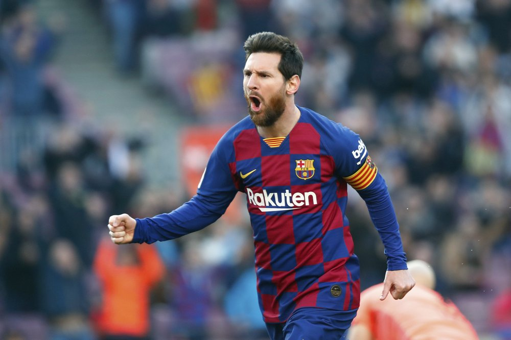 Messi's back: Spanish soccer league set to resume in June