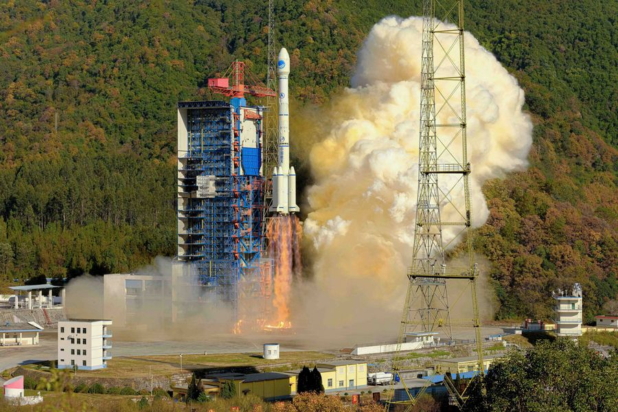 China's BeiDou system offers more, greater applications
