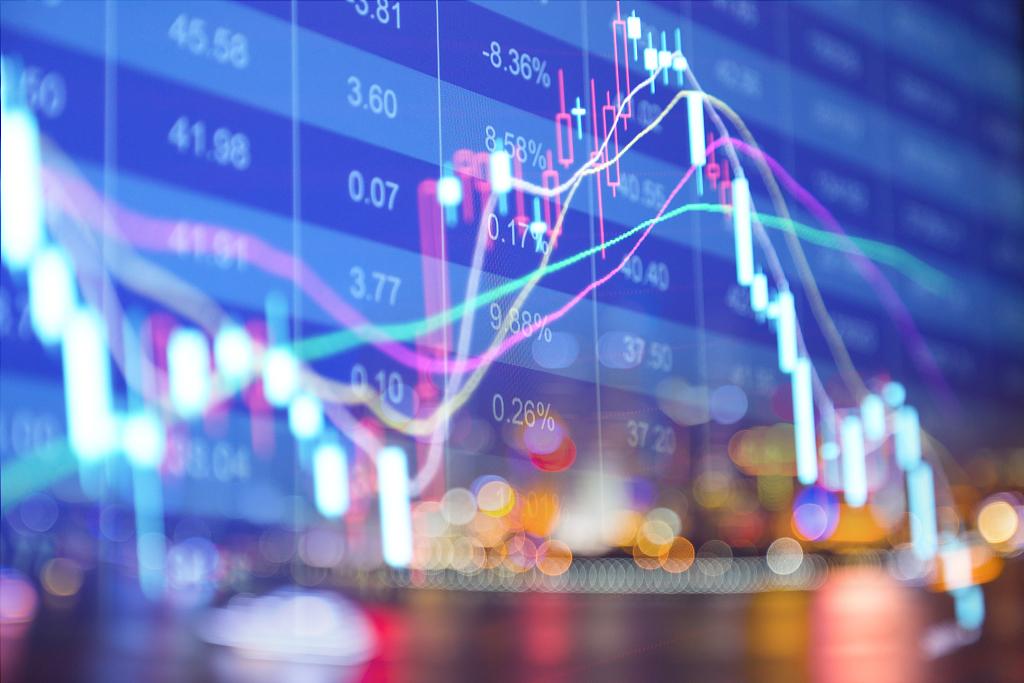 Chinese shares close mixed Monday