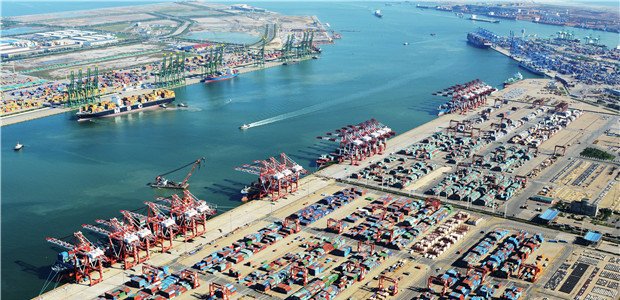 Tianjin Port sees imported soybeans up 66.9 pct in first 4 months