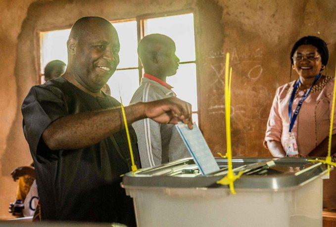Burundian ruling party's Evariste Ndayishimiye wins presidential election: provisional results