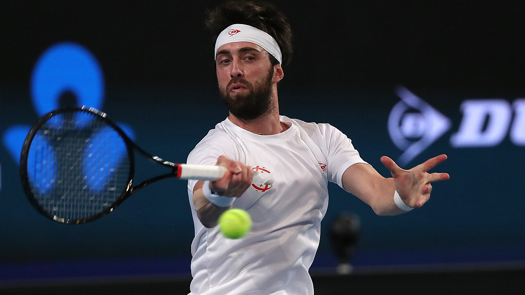 Tennis star Basilashvili charged with domestic violence; French Open organizers work to avoid US Open clash