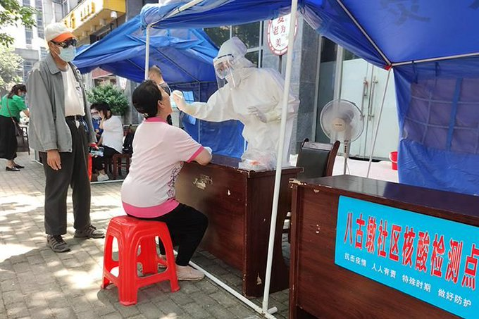 Wuhan conducts 6.5 million COVID-19 tests in 10 days