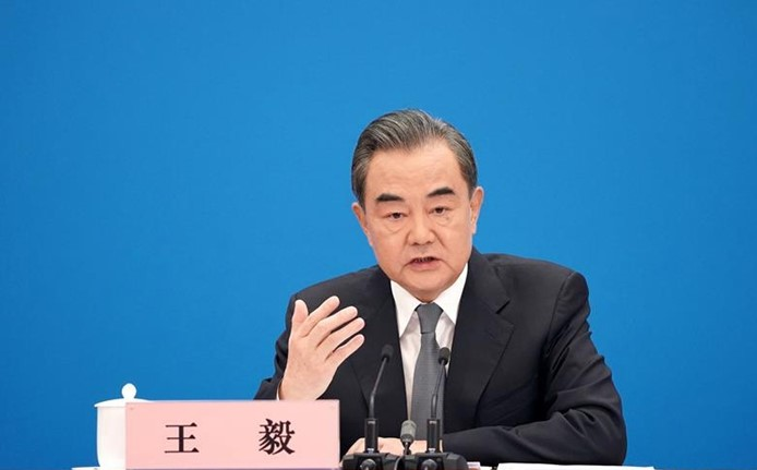 Blackmailing China over COVID-19 'daydreaming': Chinese FM