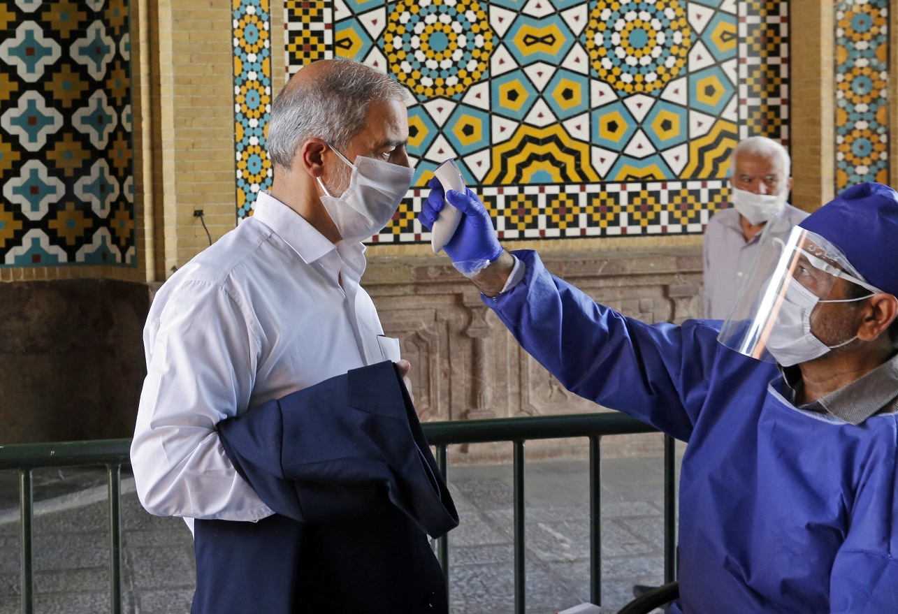 Iran's COVID-19 cases rise to 137724 with 2023 new infections