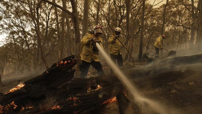 'Significant' Australian bushfires increasing in frequency: experts