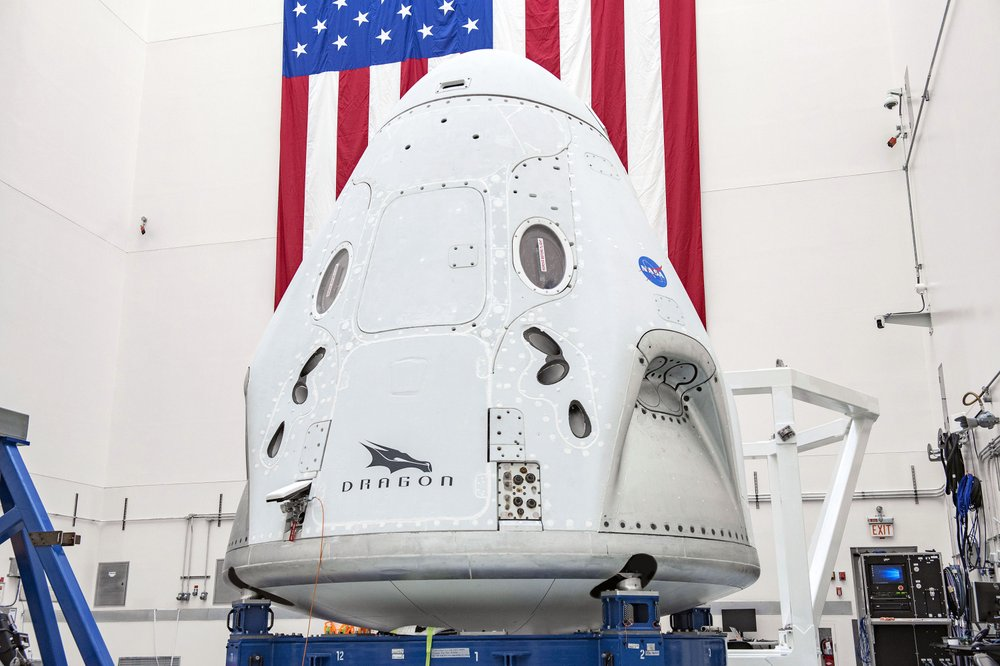 NASA, SpaceX make final preparations for historic launch