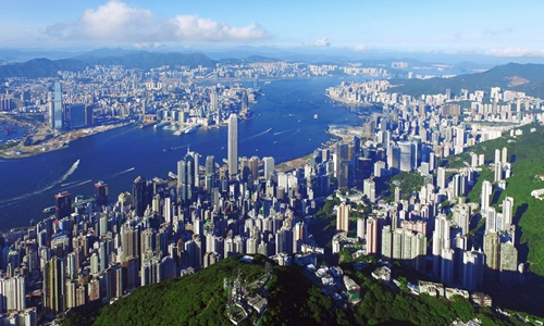 National Security Law won't affect HK 'one country, two systems' principle: CE cabinet advisor