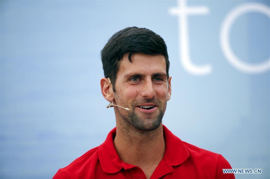 Djokovic stages humanitarian tennis exhibition tournaments across Balkans