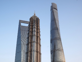 Shanghai gains traction as financial hub