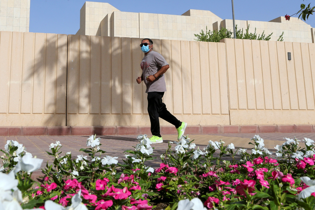 Saudi Arabia announces gradual ease of anti-coronavirus precautions