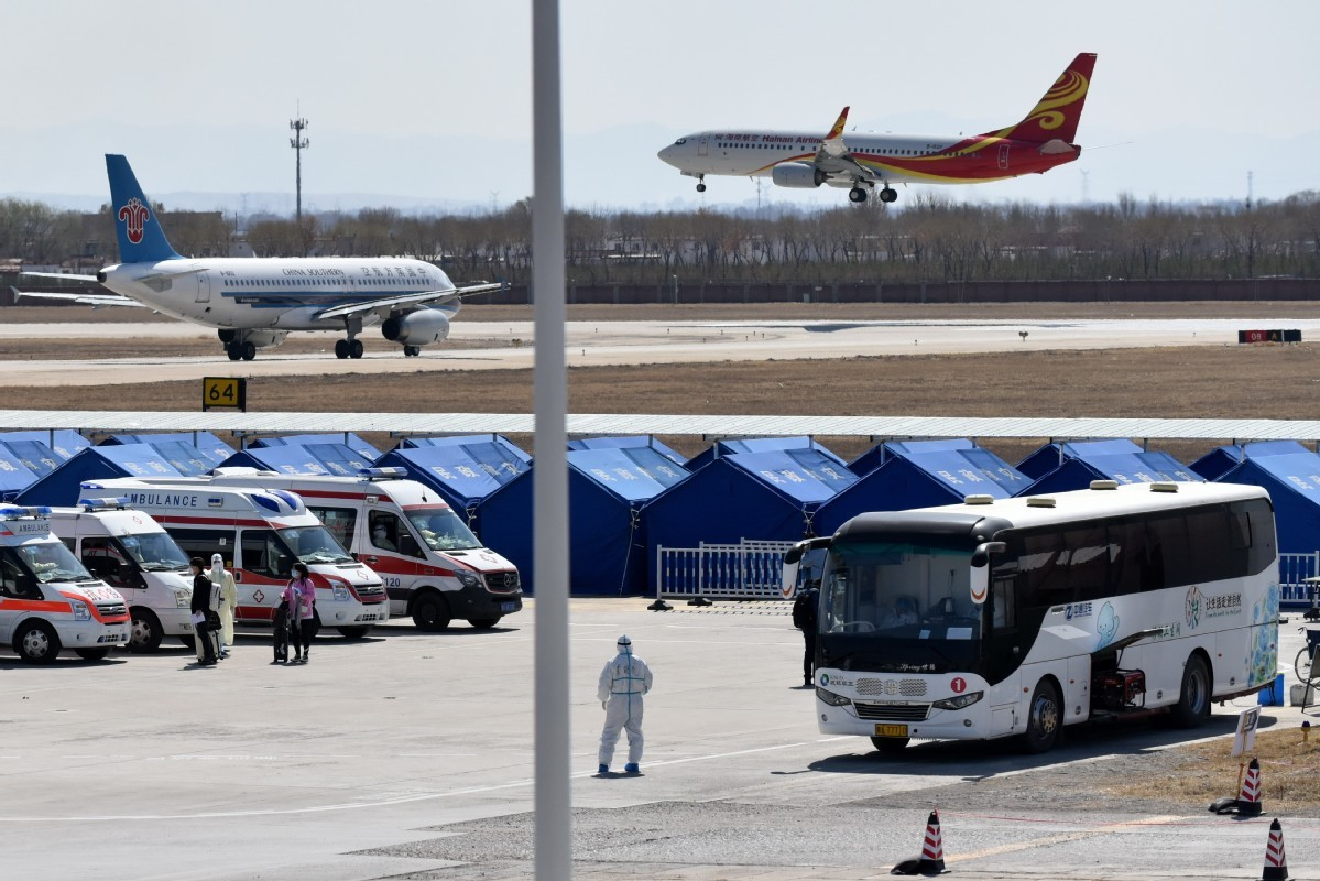 'Green channel' set to streamline chartered intl passenger flights