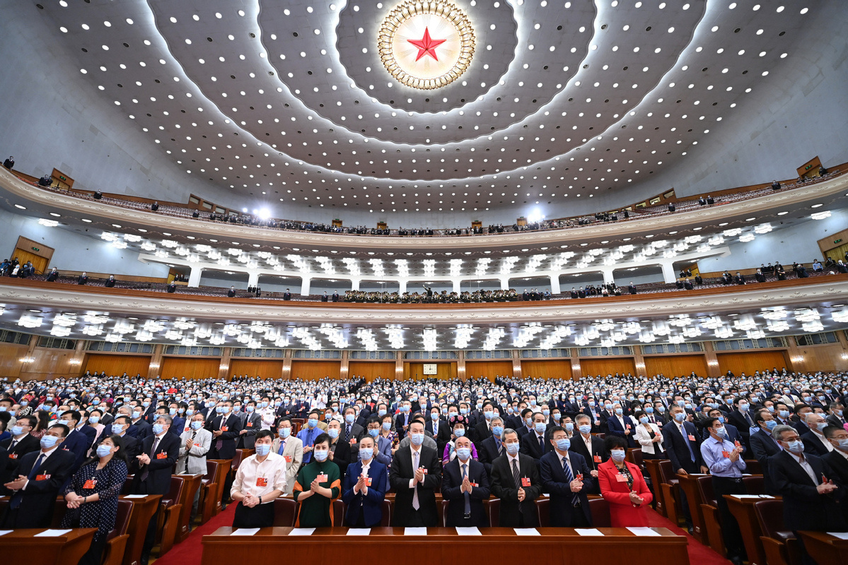 CPPCC keeps focus on satisfying people's needs for a better life