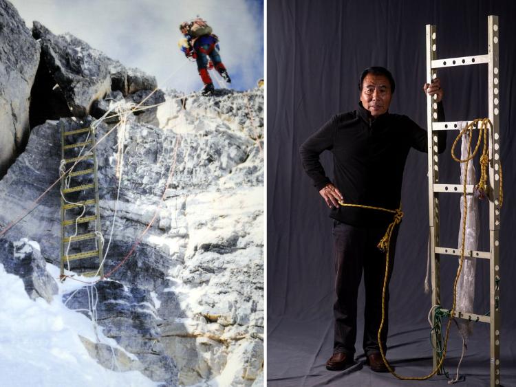 Images witness 60 years of climbing Qomolangma