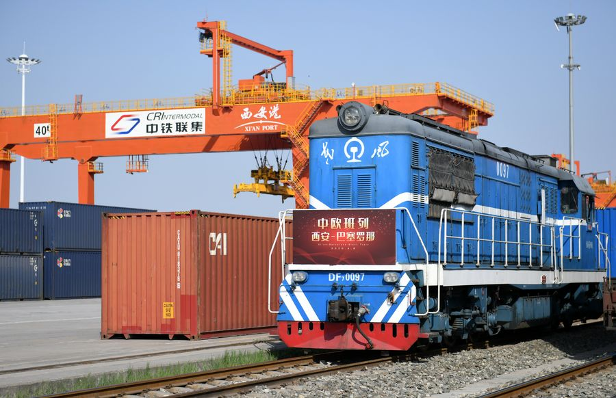 China's production resumption drives Belt and Road cooperation, fuels global growth