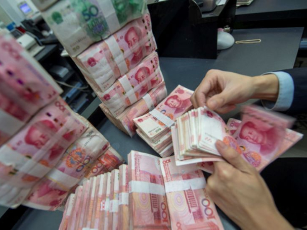 China's central bank injects 120b into market Wednesday