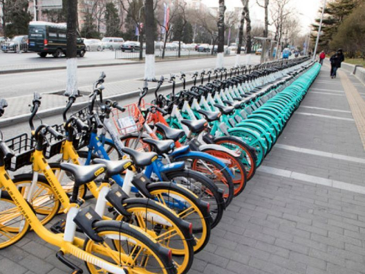 Problems with bike-sharing companies revealed