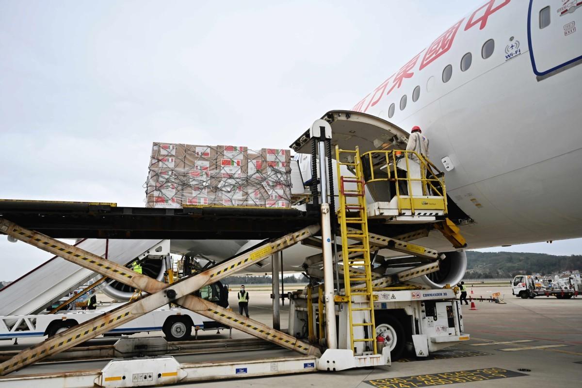 Cargo carriers urged to spearhead mega multimodal logistics grid