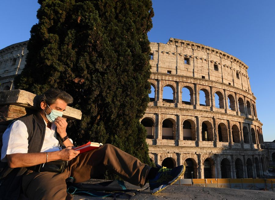 Rome Colosseum to open after 3-month shutdown