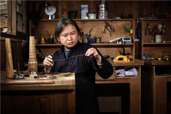 Miao silver conquers poverty in Leishan