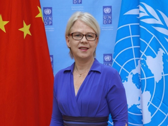 Poverty alleviation has been central to UNDP's cooperation with China