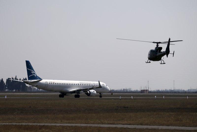 Serbia bans Montenegro flights amid escalating tensions