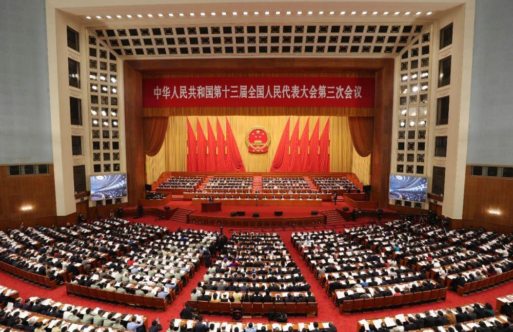 China's Civil Code adopted at national legislature