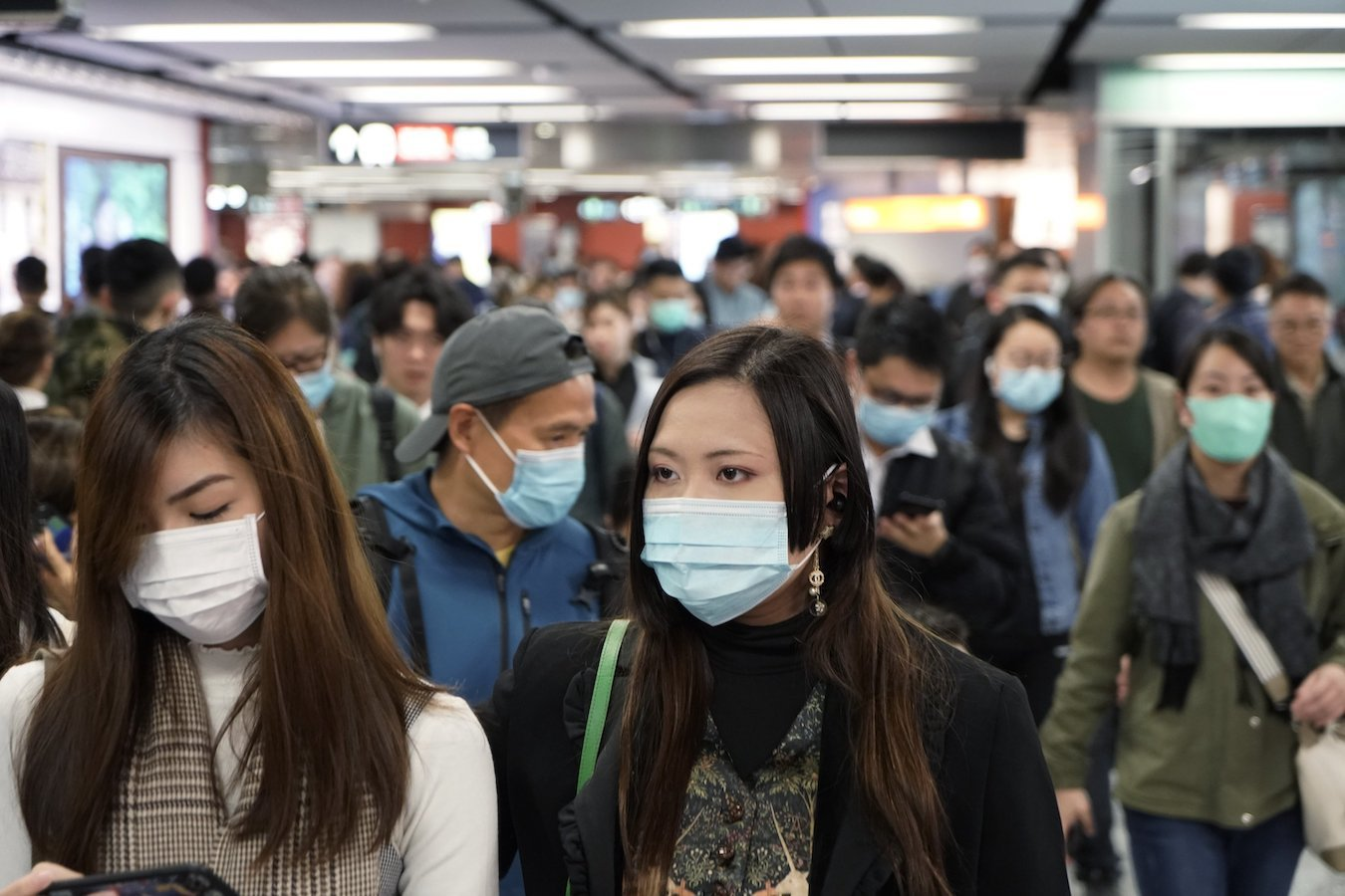Hong Kong reports 13 new COVID-19 cases, 1,079 in total