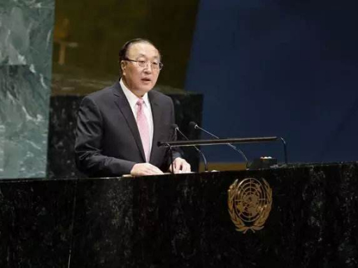 Chinese representative to UN condemns US interference in China's internal affairs