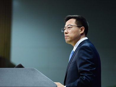 China reaffirms to take countermeasures regarding foreign interference in HK affairs
