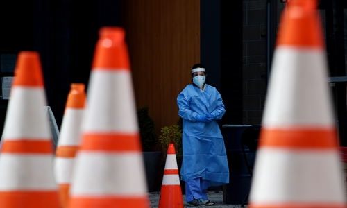 US needs 5-8 more months to rid coronavirus: researcher