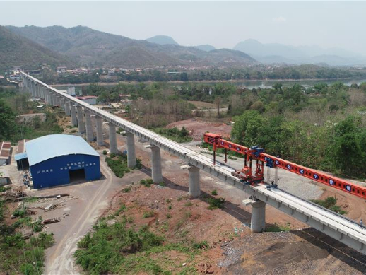 China-Laos railway starts recruiting local employees