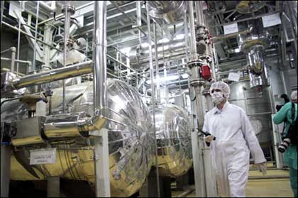 Iran says US blacklisting of 2 nuclear scientists 'desperate' attempt