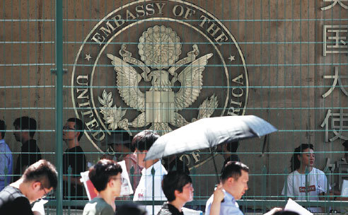 US proposal to restrict Chinese students panned