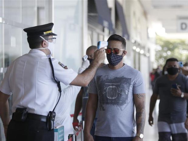 Brazil COVID-19 death toll hits 27,878, surpassing hard-hit Spain