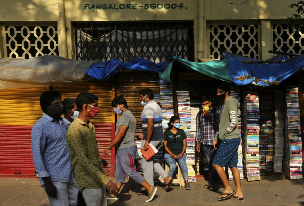 COVID-19 cases surpass 170,000 in India, death toll at 4,971