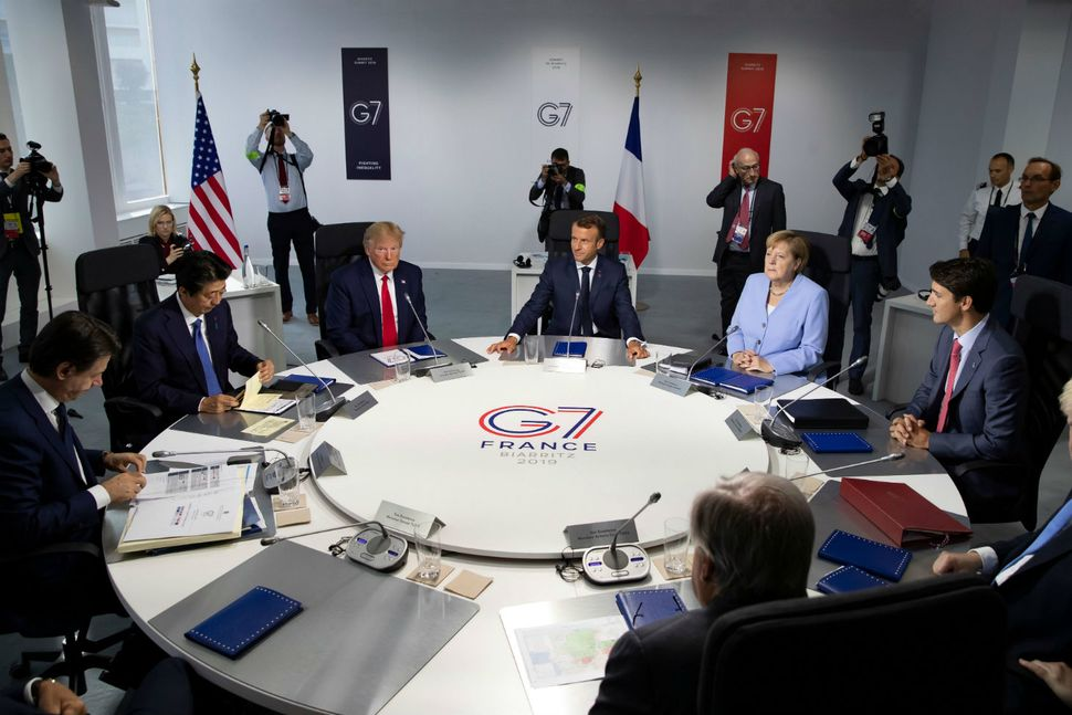 Merkel a 'no' for Trump's in-person G7 summit: report