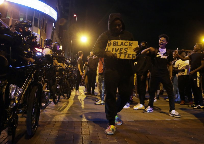 Protests over George Floyd's death spread across US