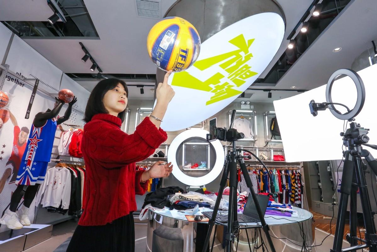 China's major internet firms log higher revenue in Jan-April