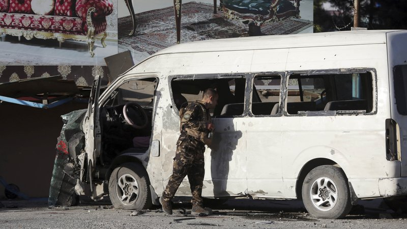 Afghan reporter killed as government says ready for Taliban dialogue