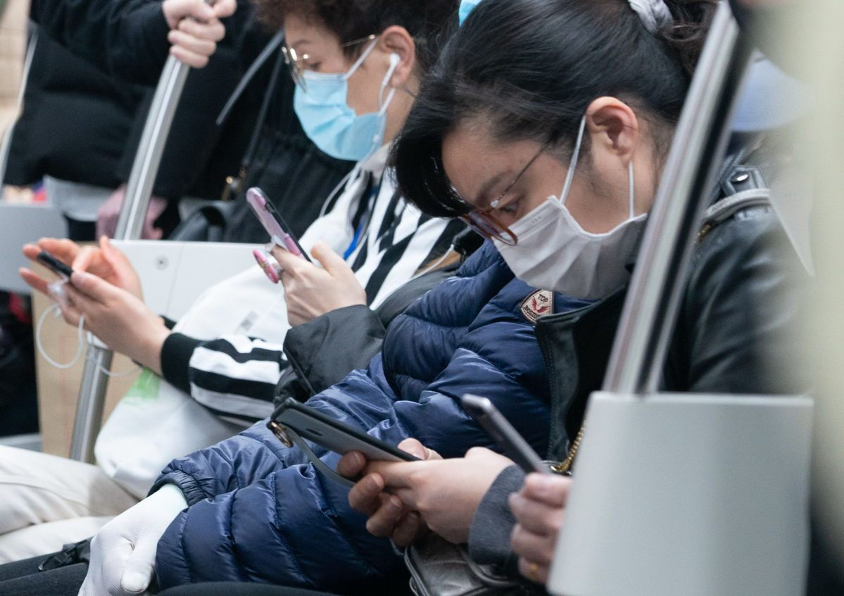 China's mobile apps expand in Jan-April