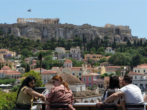 Greece takes steps to restart its tourism sector