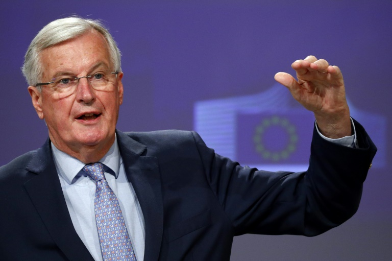 Bad tempered post-Brexit talks enter crucial phase