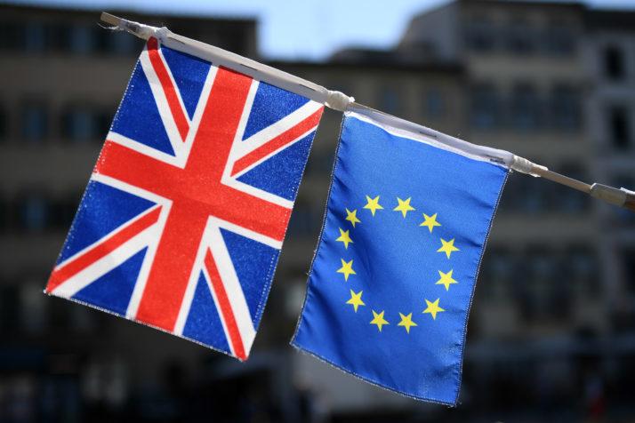 EU tells UK post-Brexit deal vital during virus crisis
