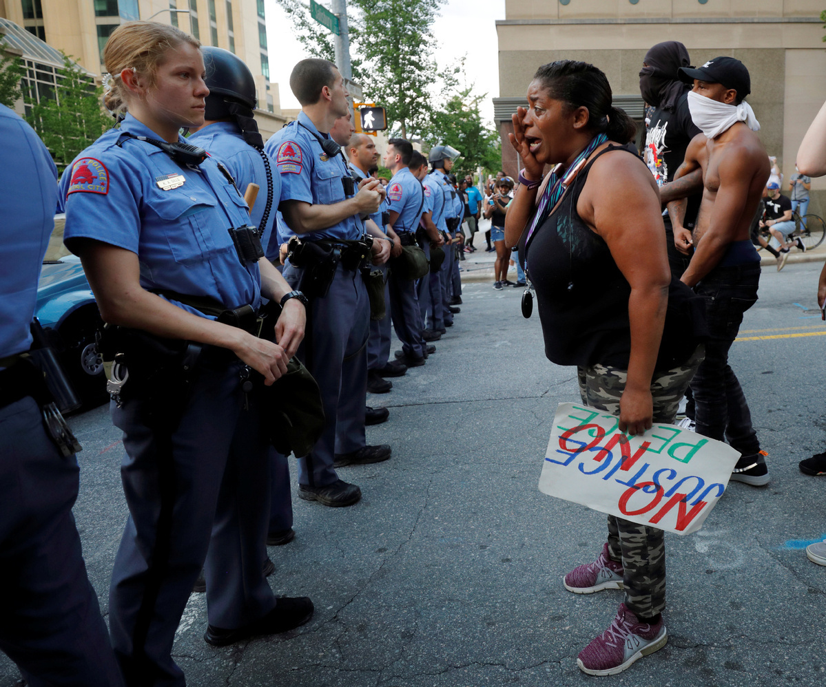 Systemic racism, inept administration sparks for 'I can't breathe' anger in US