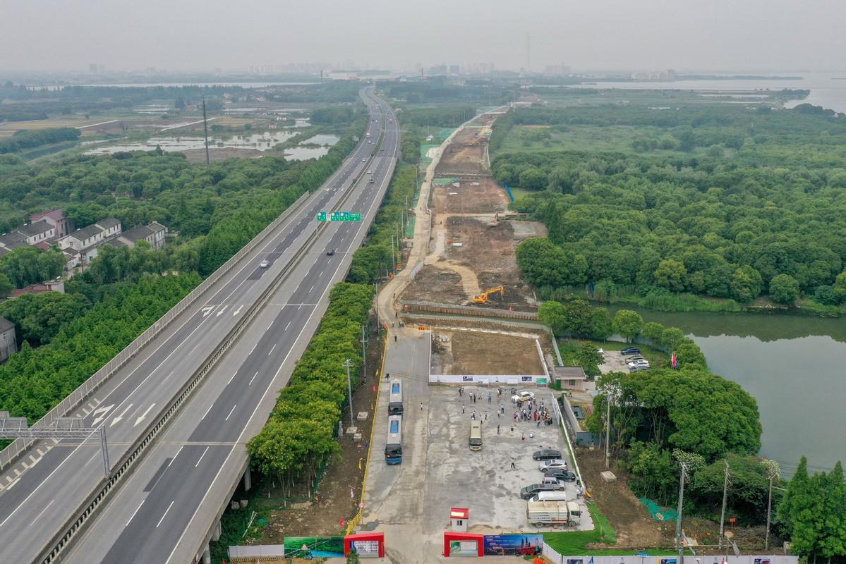 Yangtze Delta zone unites regions