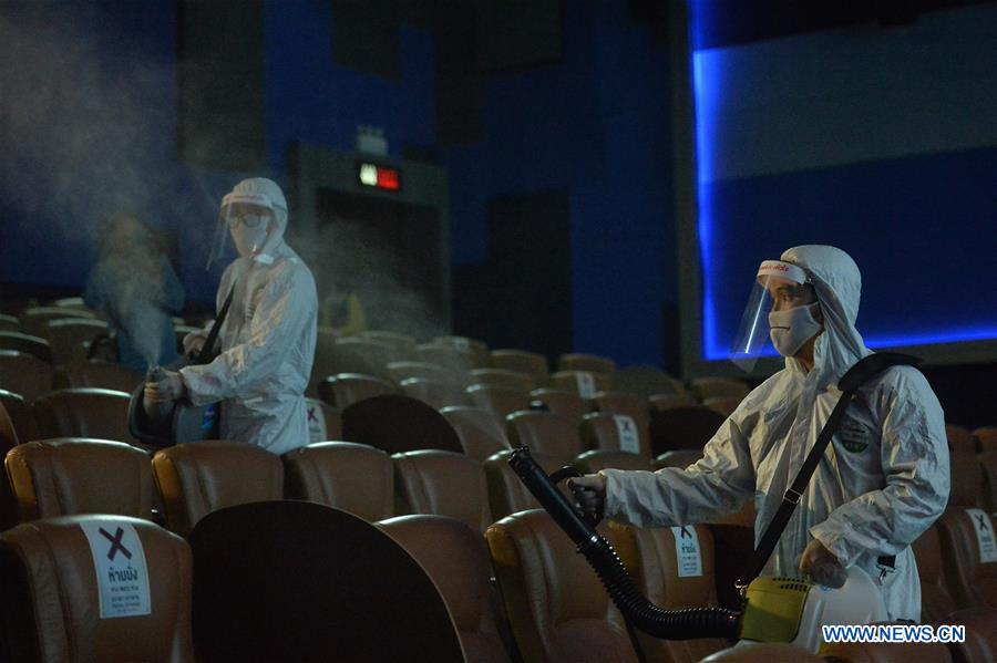 Thailand authorities further ease up anti-pandemic measures