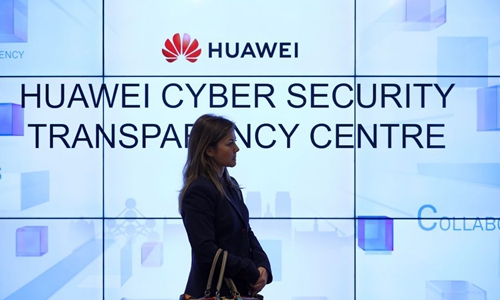 Criticizing China's cybersecurity measures 'brazen double standards'