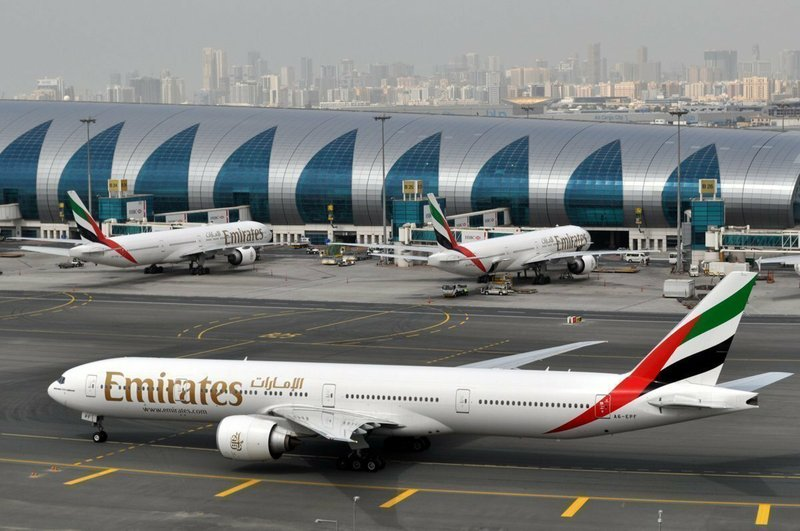 Long-haul carrier Emirates says it fires staff amid virus