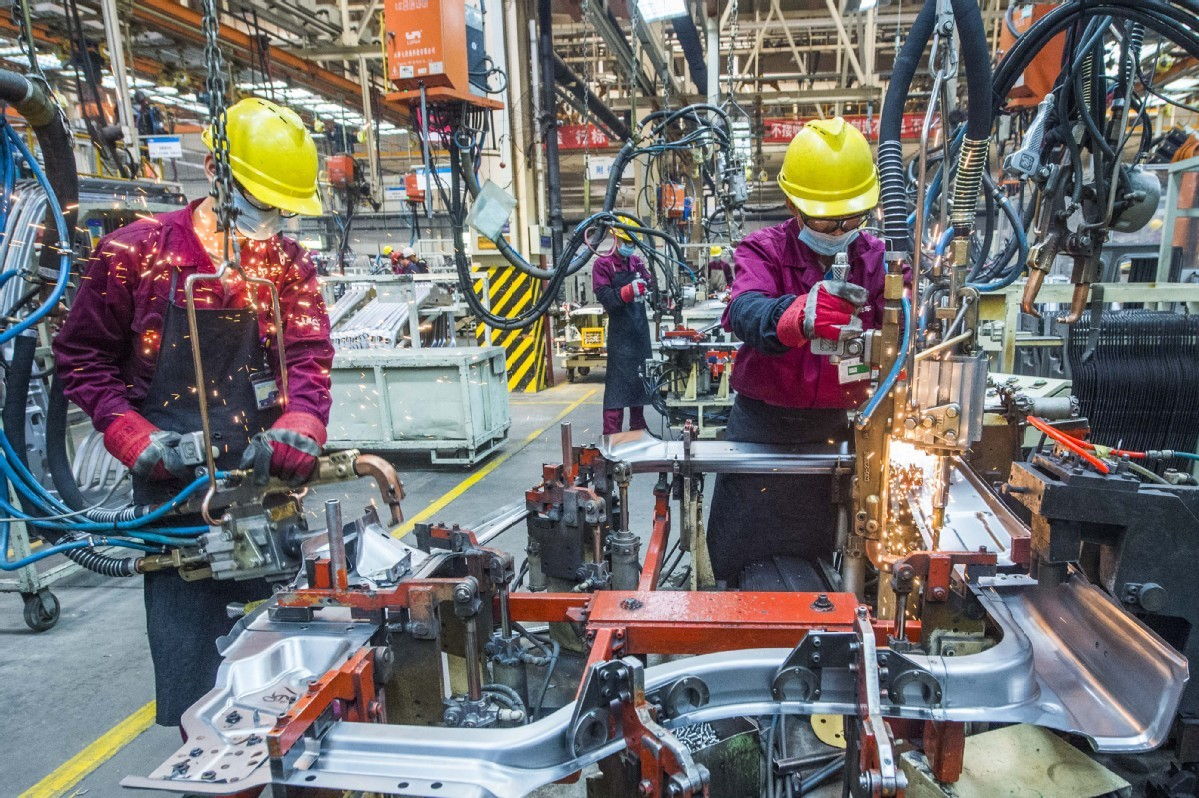 Manufacturing sector presses ahead as work restarts quicken in May